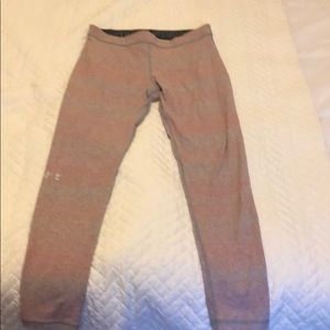 Under Armour Yoga Pants Size Medium